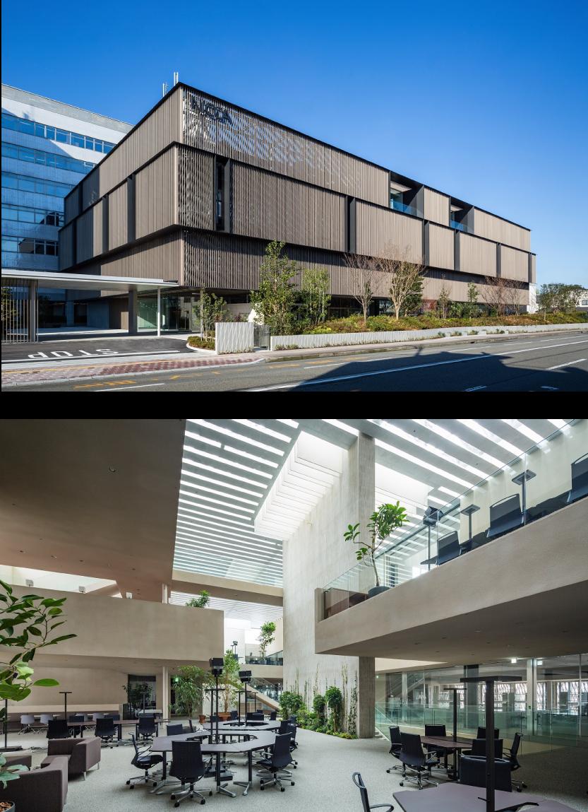 日華化学株式会社イノベーションセンター